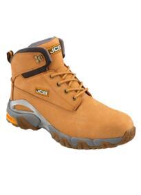 JCB 4X4/T Waterproof Work Boot - Honey