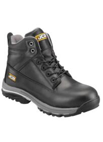 JCB WORKMAX/H Work Boot - Black