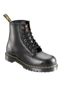 Dr Martens 7 Eyelet Boot - Black