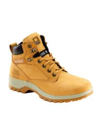 CAT Ladies Work Boot - Honey