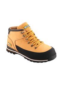 JCB 3CX Waterproof Hiker Safety Boot - Honey