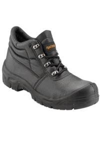Worktough 105SM D Ring Chukka Safety Boot - Black