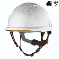 JSP EVO Lite Skyworker Safety Helmet - White