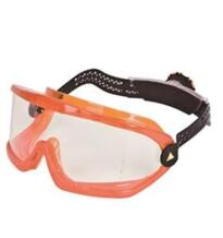 Saba Safety Goggles from Deltaplua - Clear