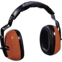 Sepang 2 Ear Defenders - Orange / Black
