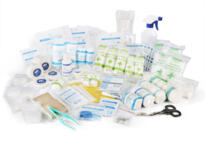 Sports Team Advanced First Aid Kit - For Large Sports Teams