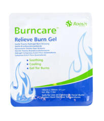 Hydrogel Burns Dressing - Single