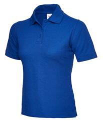 Uneek Ladies Polo Shirt - Royal Blue