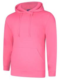 Deluxe Hooded Sweatshirt - Candy Floss