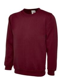 Uneek Childrens Sweatshirt - Maroon
