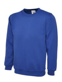 Uneek Childrens Sweatshirt - Royal Blue