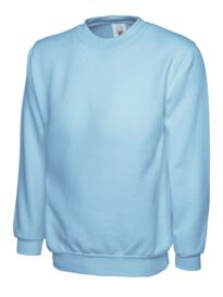 Uneek Childrens Sweatshirt - Sky Blue
