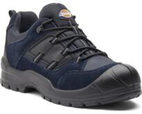 Dickies Everyday Safety Shoe - Navy Blue