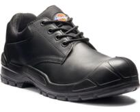 Dickies Trenton Safety Shoe - Black