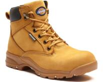 Dickies Corbett Ladies Safety  Boot - Honey