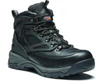 Dickies Preston Safety Boot - Black