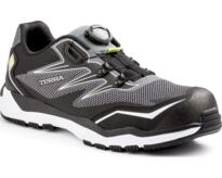Terra Velocity BOA Safety Trainer - Black