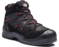 Dickies Everyday Safety Boot FA247B - Black
