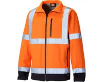 Dickies GO/RT Softshell Jacket - Orange