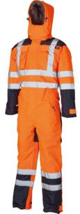 Dickies SA7000 Waterproof Safety Coverall - Orange