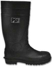 PSF DRI FORCE Non-Safety Wellington Boot - Black