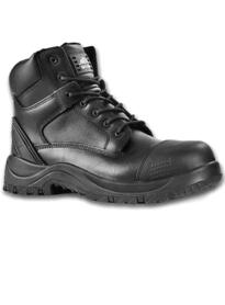 Slate Lightweight S3 Safety Boot from Rock fall - Black