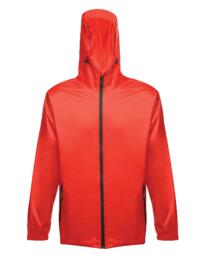 Pro Packaway Breathable Jacket from Regatta - Classic Red