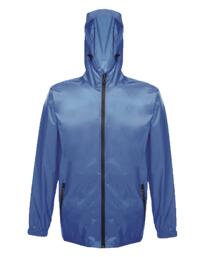 Pro Packaway Breathable Jacket from Regatta - Oxford Blue