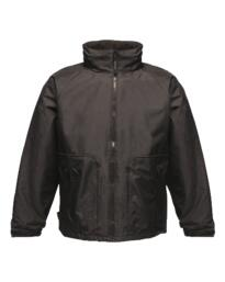 Regatta TRA301 Hudson Fleece Lined Jacket - Black