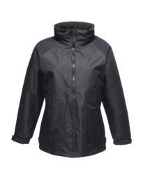 Regatta TRA306 Hudson Ladies Fleece Lined Jacket - Navy Blue