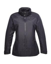 Ashford II women's hybrid breathable jacket from Regatta  - Navy