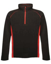 Ashmore half zip fleece jacket from Regatta - Black