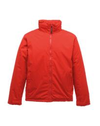 The Classic Insulated Jacket from Regatta - Red