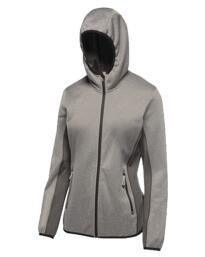 Amsterdam women's softshell from Regatta - Seal Grey
