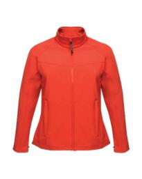 Regatta TRA645 Uproar Ladies Interactive Softshell Jacket - Classic Red