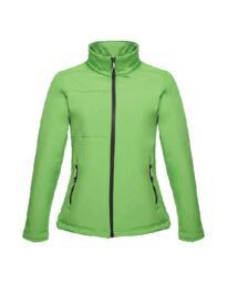 Regatta TRA689 Octagon II Ladies Softshell Jacket - Extreme Green