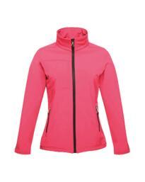 Regatta TRA689 Octagon II Ladies Softshell Jacket - Hot Pink