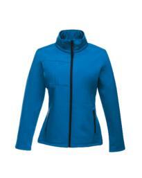 Regatta TRA689 Octagon II Ladies Softshell Jacket - Oxford Blue