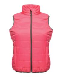 Aerolight Womens Down-touch Bodywarmer from Regatta - Hot Pink