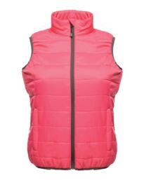 Aerolight Womens Down-touch Bodywarmer from Regatta - Hot Pink