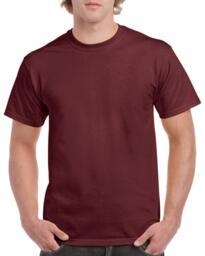 Gildan Heavy Cotton Tshirt - Maroon