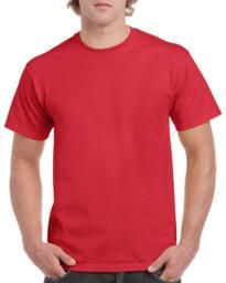Gildan Heavy Cotton Tshirt - Red