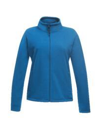 Regatta TRF565 Micro Full Zip Ladies Fleece Jacket - Oxford Blue