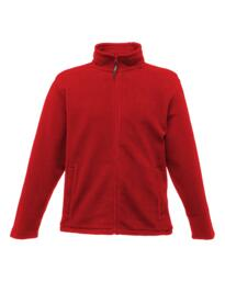 Regatta TRF557 Micro Full Zip Fleece Jacket - Classic Red