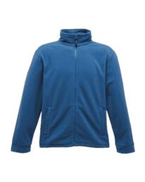 Classic Full Zip Fleece - Oxford Blue