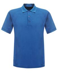 Regatta TRS147 Coolweave Wicking Polo Shirt - Oxford Blue
