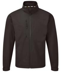 Tern softshell jacket from Orn Clothing - Black