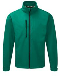 Tern softshell jacket from Orn Clothing - Bottle Green