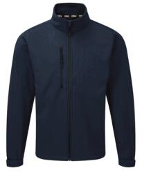Tern softshell jacket from Orn Clothing - Navy Blue