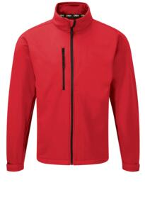 Tern softshell jacket from Orn Clothing - Red